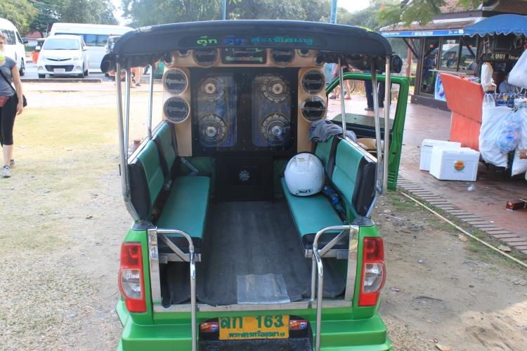 Pimp my tuktuk!