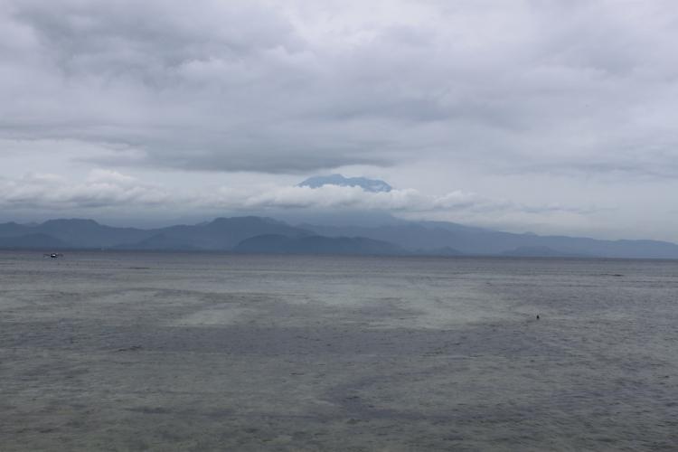 Le mont Batur sur Bali