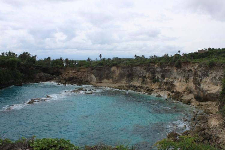 """""""Blue Lagoon"""" -> Le lagon bleu"""