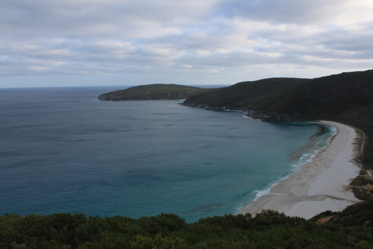 Vous aurez compris que la côte sud-ouest australienne envoie du paté comme on dit!