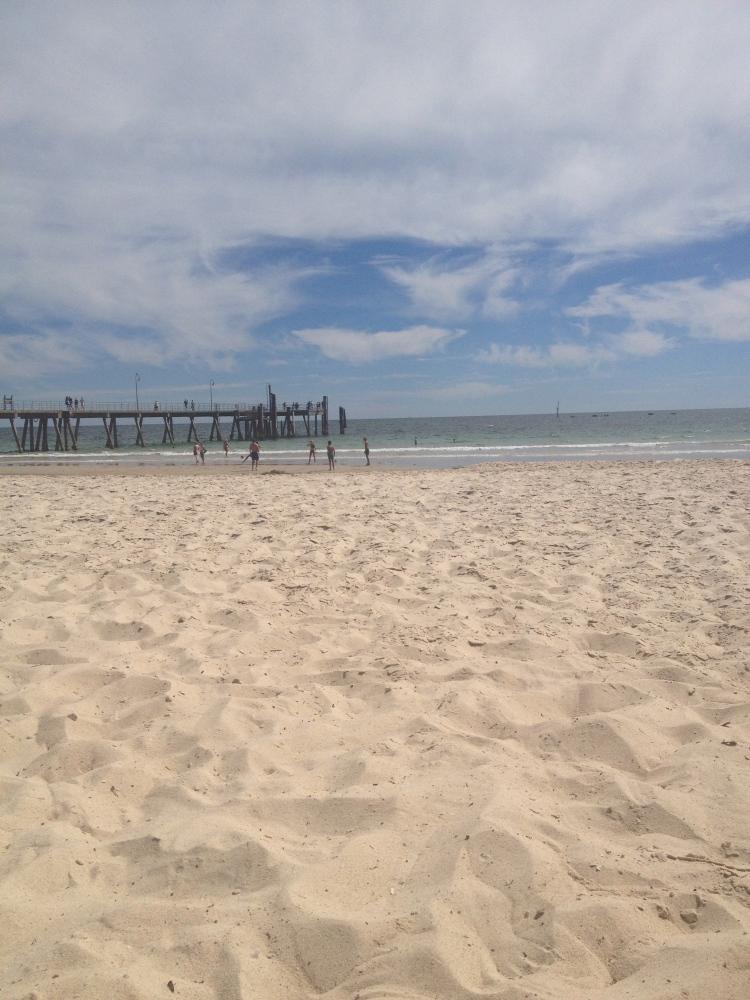 La plage à 40min de chez nous