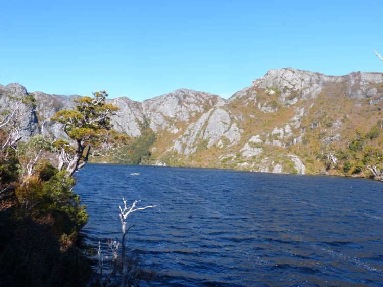 Lac de montagne, a Cradle Mountain