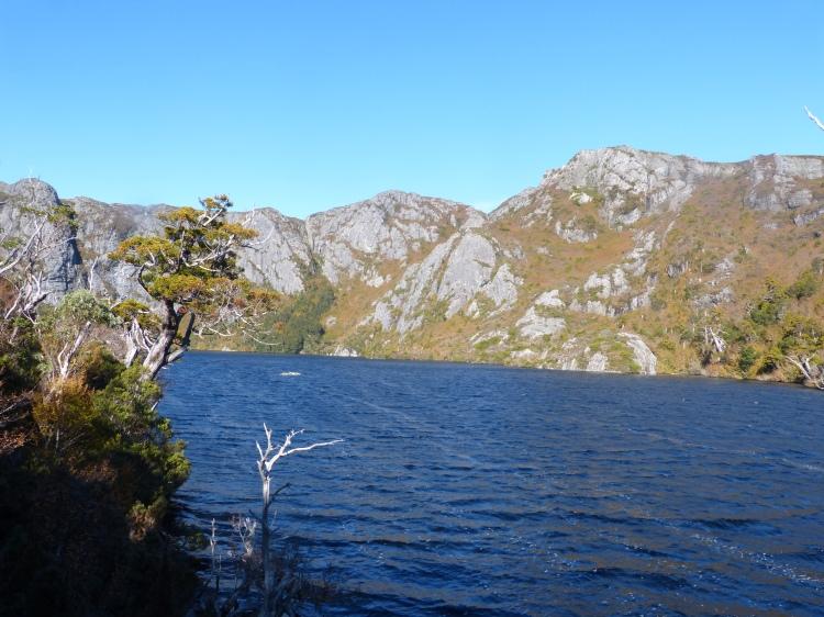 Lac de montagne, a Cradle Mountain